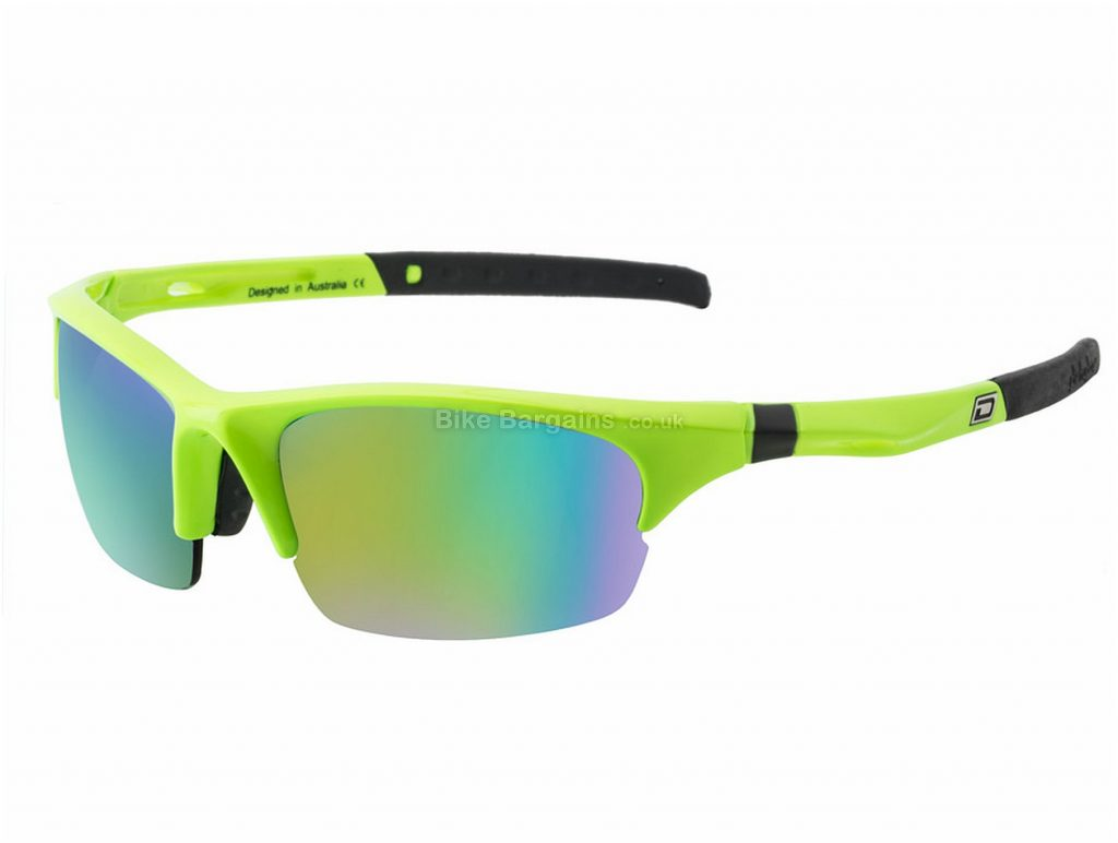 Dirty Dog Sport Ecco Sunglasses One Size, Green