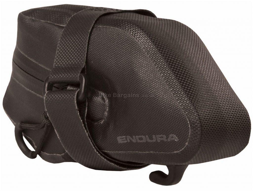Endura FS260-Pro One Tube Saddle Bag One Size, Black
