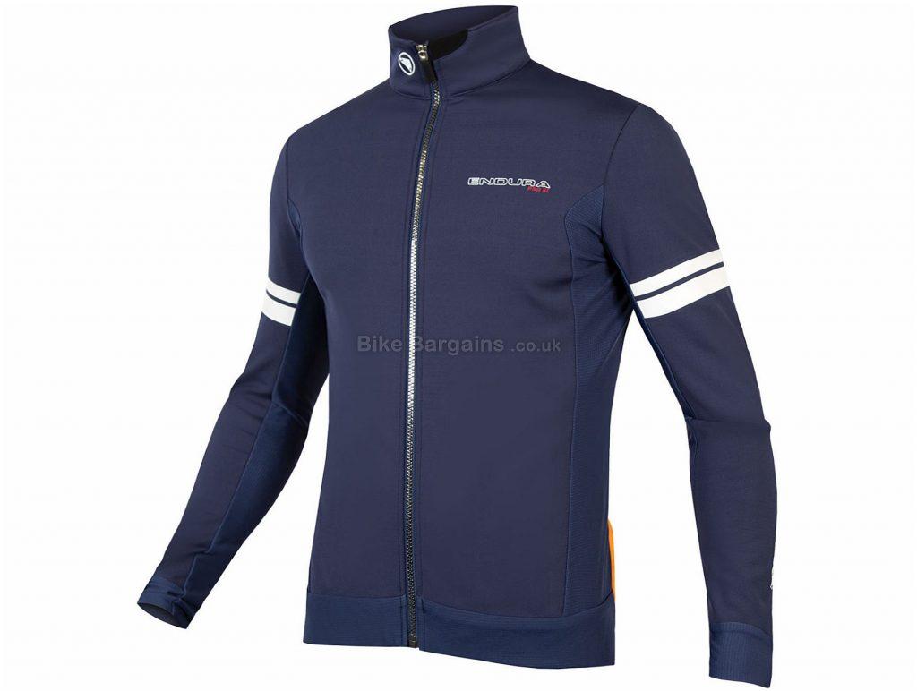 Endura Pro SL Thermal Windproof Jacket S, Blue