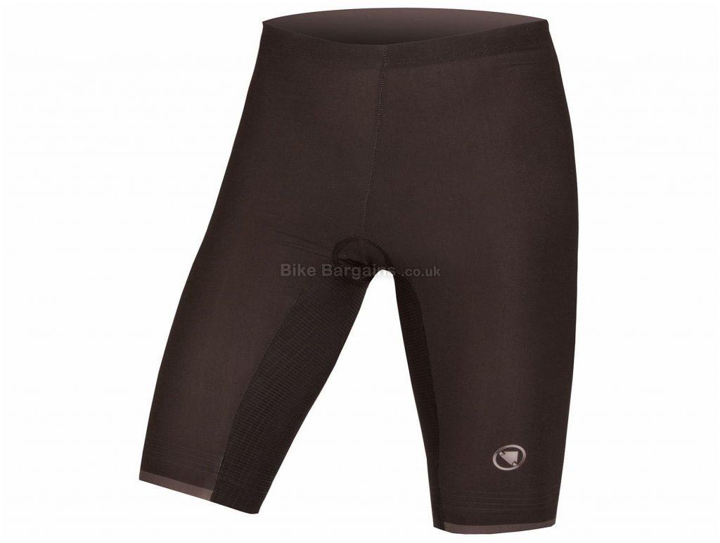 Endura Qdc Drag2zero Tri Shorts S, Black