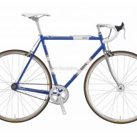 Gios Vintage Pista Single Speed Steel Road Bike