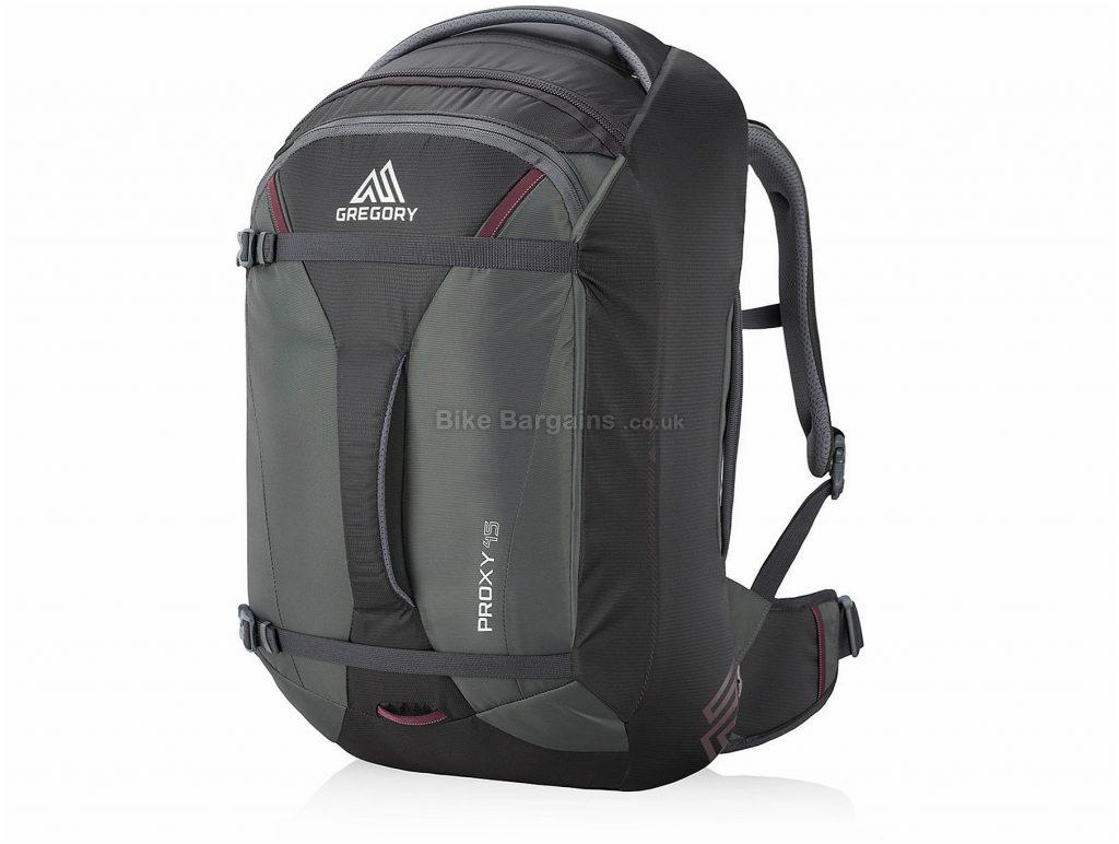 Gregory Proxy 45 Backpack 26cm, 60cm, 35cm, Grey, 45 Litres, 1.54kg