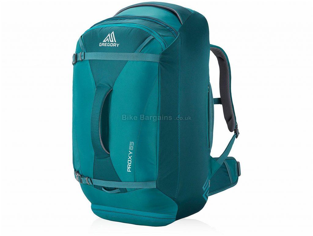 Gregory Proxy 65 Backpack 32cm, 65cm, 37cm, Green, 65 Litres, 1.81kg