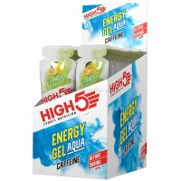 High5 Aqua Caffeine Energy Gels 20 pack