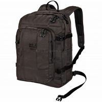Jack Wolfskin Berkeley Check Backpack