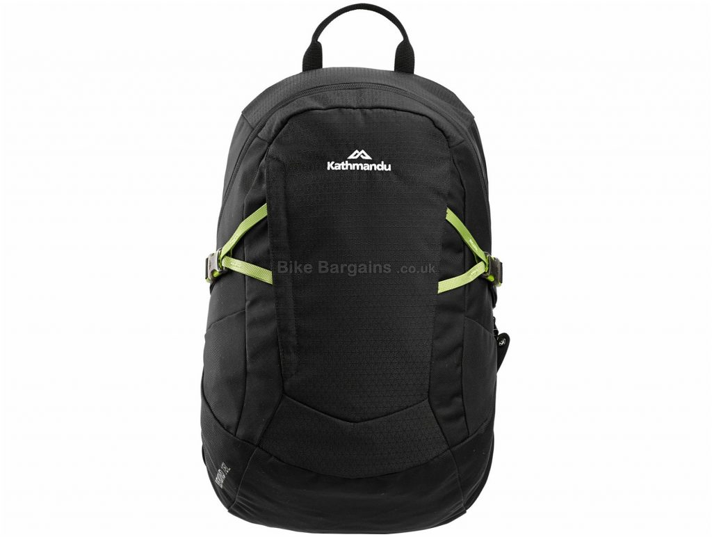 Kathmandu Gluon Beyond Backpack 18 Litres, Black, 550g