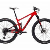 Kona Hei Hei Supreme Carbon Full Suspension Mountain Bike 2018