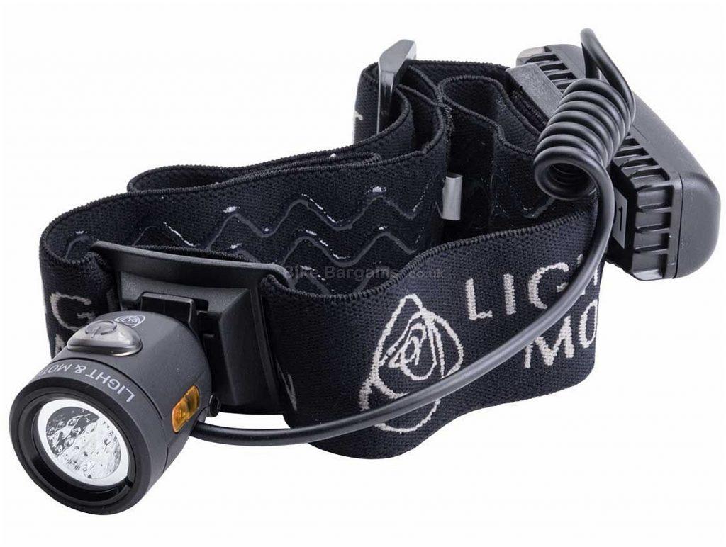 Light And Motion Solite Pro 600 Head Light 600 Lumens, Black