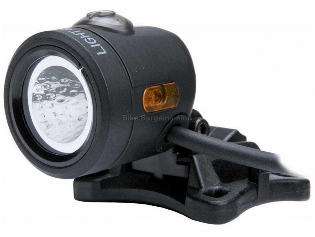 Light And Motion Vis 360 Pro 600 Front Light 600 Lumens, Black