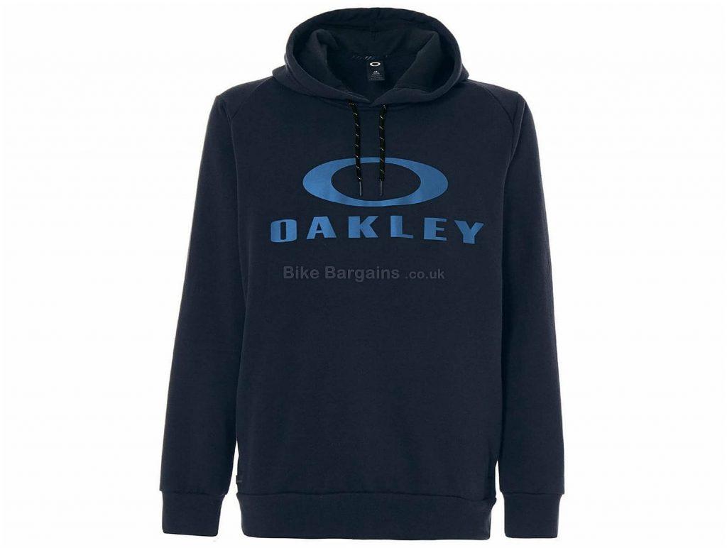 Oakley Lockup PO Fathom Hoody L,XL,XXL, Blue