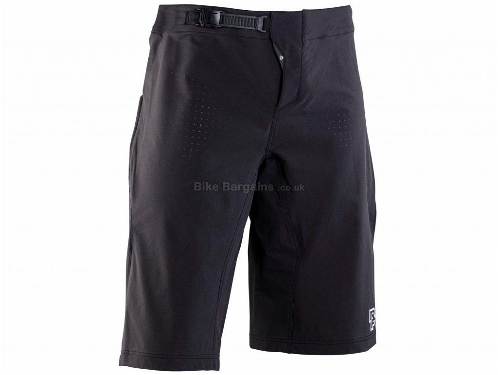 Race Face Ruxton Shorts XL, Green, Baggy, Polyamide, Elastane