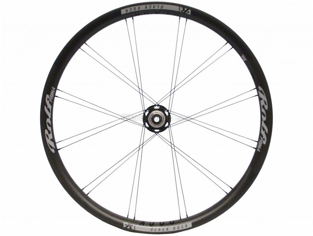 "Rolf Prima Black Rock 27.5"" Carbon Rear MTB Wheel 27.5"",148mm, Black, Rear, 10 Speed, 11 Speed, 12 Speed, 1565g, Carbon, Titanium"