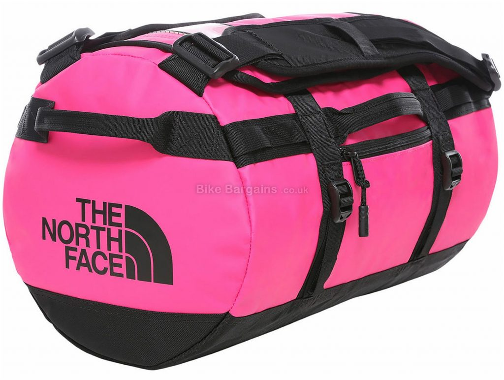 The North Face Base Camp Extra Small Duffel Holdall 28cm, 45cm, 33 Litres, White, Pink