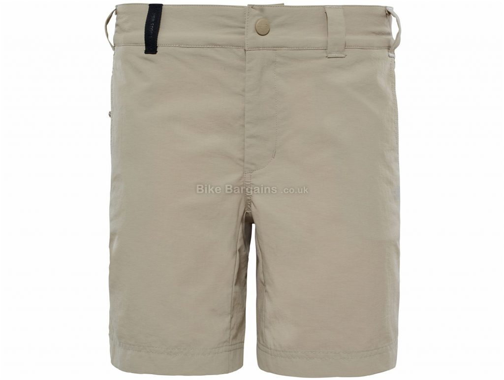 The North Face Ladies Tanken Shorts 8, Brown