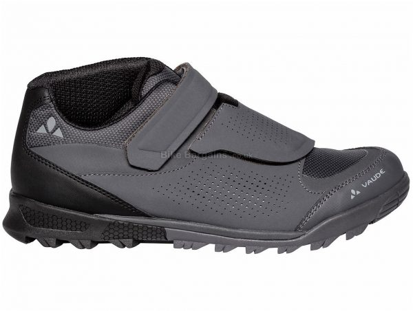 Vaude AM Downieville MTB Shoes 36, Grey, Velcro & Laces Fastening