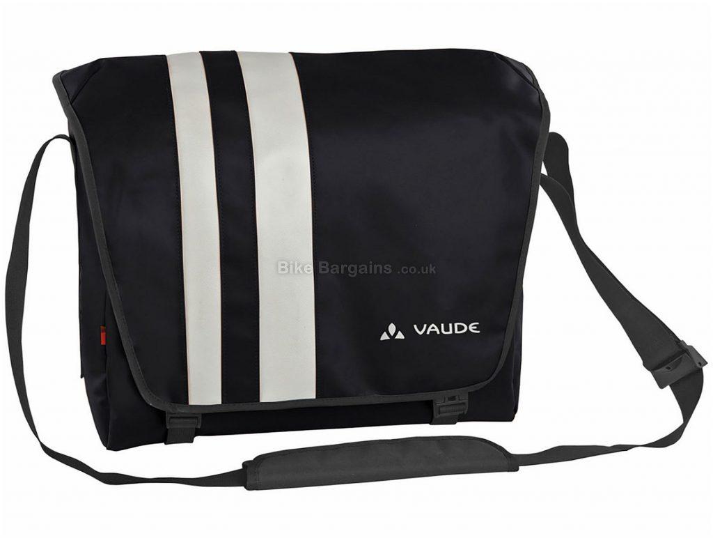 Vaude Bert L Shoulder Bag One Size, Black, White