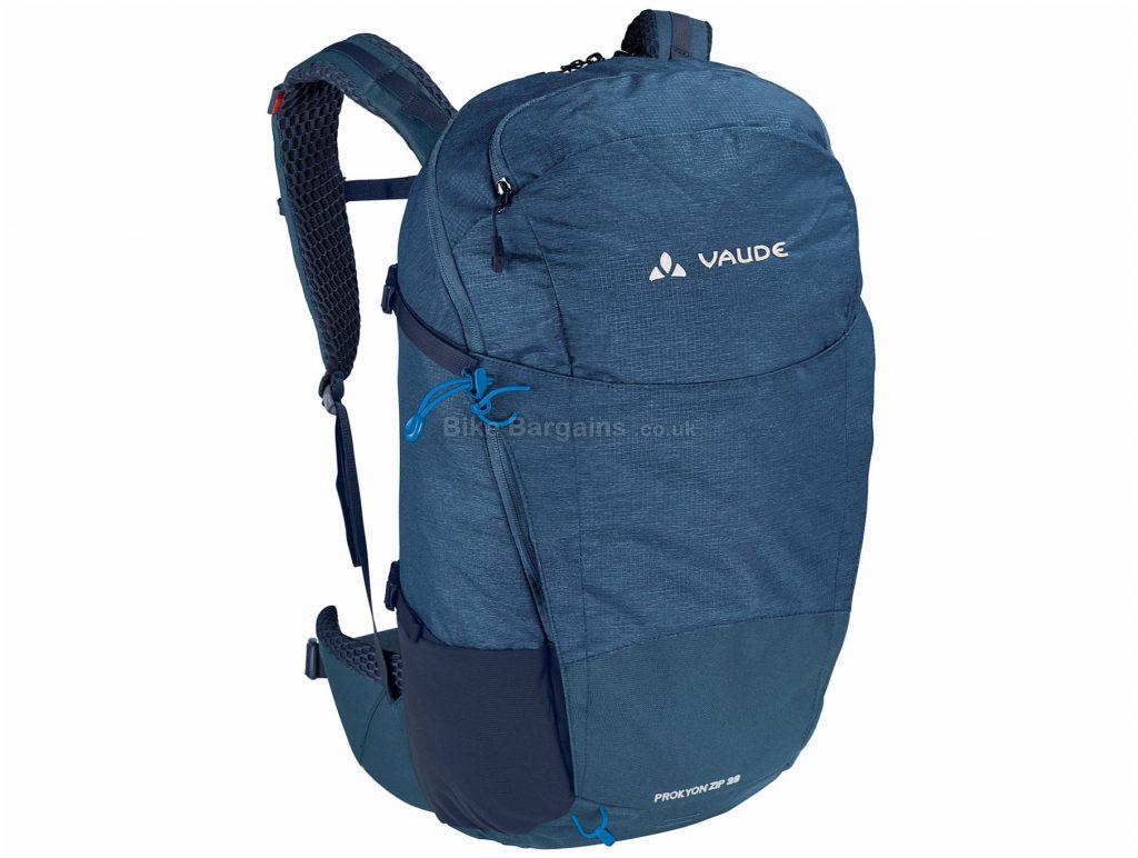 Vaude Prokyon Zip 28 Backpack One Size, Blue, 1.06kg