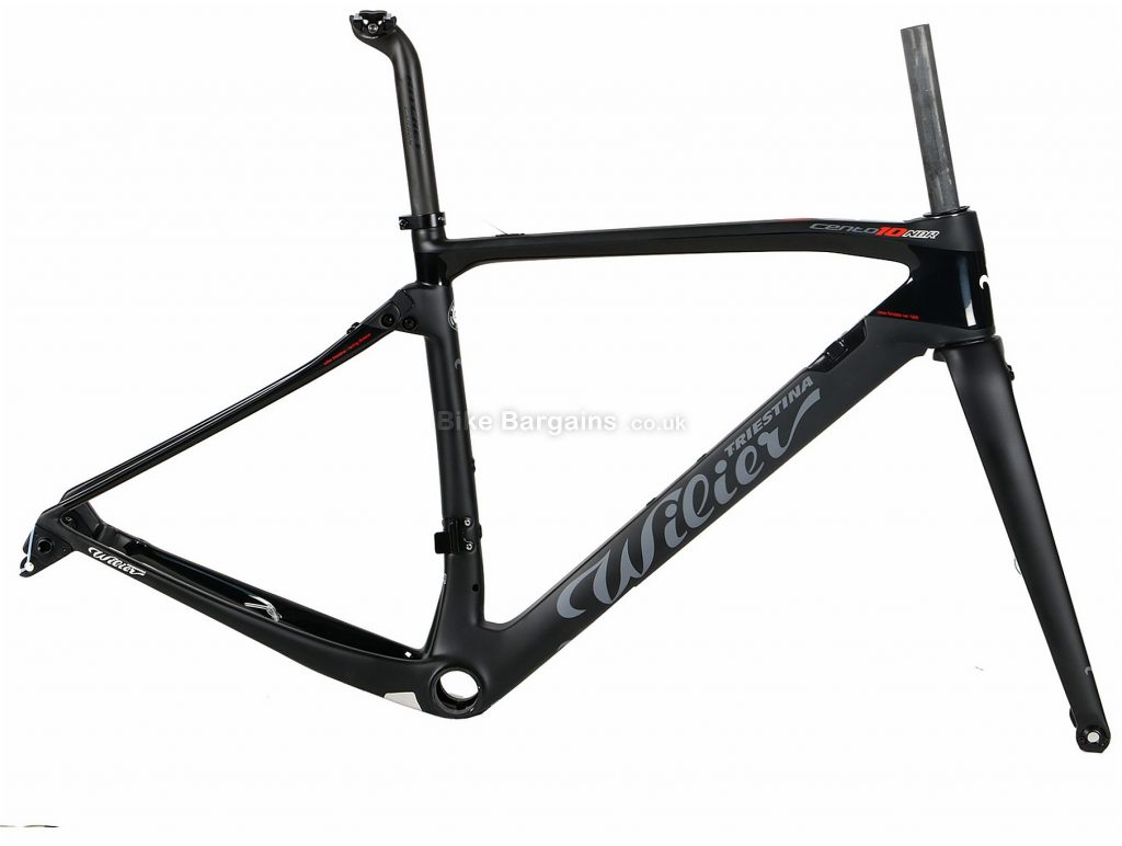 Wilier Cento 10 NDR Disc Carbon Road Frame XXL, Red, Carbon frame, Disc or Caliper Brakes