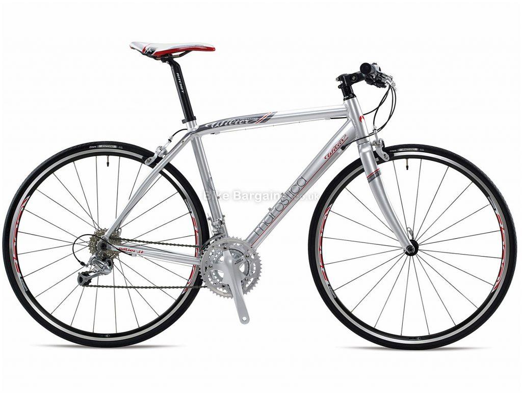 Wilier Marostica Alloy City Bike XS,S, Silver, Alloy frame, 700c, 27 Speed, Caliper Brakes