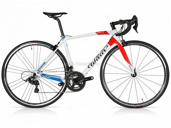 Wilier Zero 7 Chorus Carbon Road Bike 2020 XXL, White, Red, Blue, Black, Carbon Frame, 700c, Caliper Brakes, 24 Speed