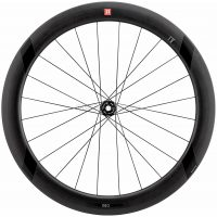 3T Discus C60 Ltd Stealth TR Front Road Wheel