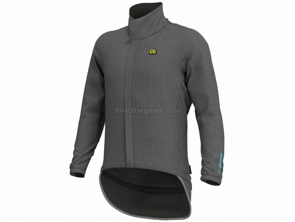 Ale Klimatik Extreme Jacket XS,M, Yellow, Men's, Long Sleeve, Polyester, Polyamide, Elastane