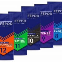 CafePod 200g Coffee Beans 4 Pack