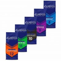 CafePod 200g Ground Coffee 4 Pack