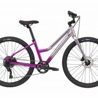 Cannondale Treadwell 2 Remixte Ltd Step Through Ladies Alloy City Bike 2021
