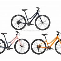 Cannondale Treadwell 2 Remixte Step Through Ladies Alloy City Bike 2019