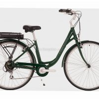 Compass Ladies Electric Alloy Town City Bike