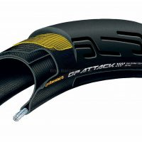 Continental Grand Prix Attack II Folding Road Tyre