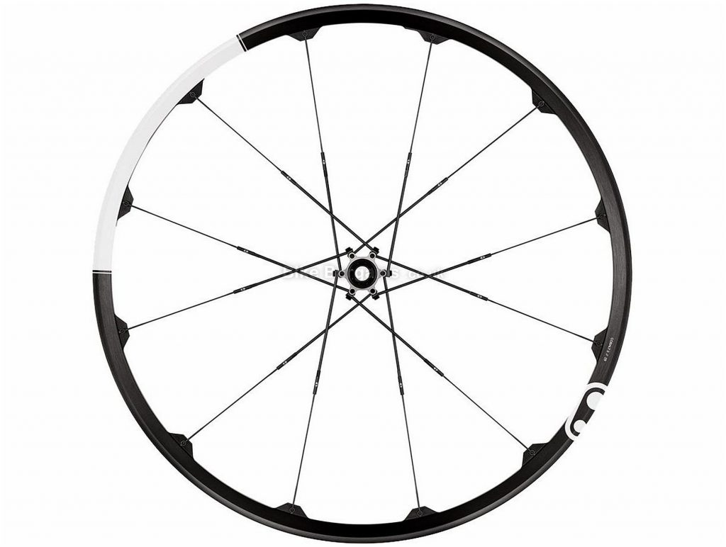 "Crank Brothers Cobalt 3 MTB Wheels 27.5"", Front & Rear, Black, White, 110mm, 148mm, 1650g"
