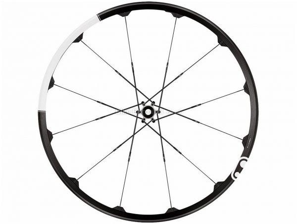 "Crank Brothers Cobalt 3 MTB Wheels 27.5"", Front & Rear, Black, White, 110mm, 148mm, 1650g"