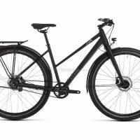 Cube Travel Pro Trapeze Ladies Alloy Touring City Bike 2020