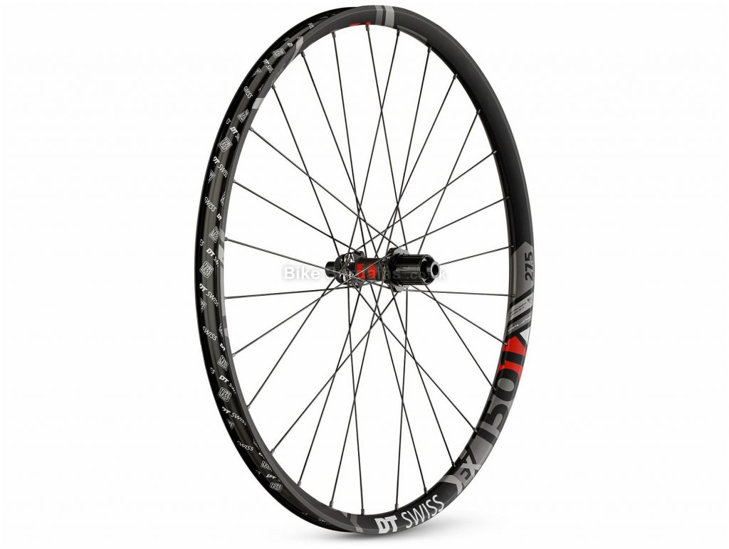 "DT Swiss EX 1501 SP 30mm Rear MTB Wheel 29"", Black, Rear, 142mm, SRAM"