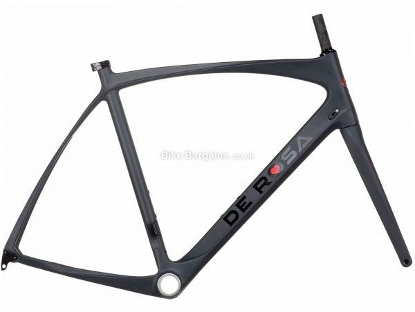 De Rosa Idol Disc Carbon Road Frame 2020 59cm, Grey, Caliper Brakes, 700c, 1.37kg, Carbon