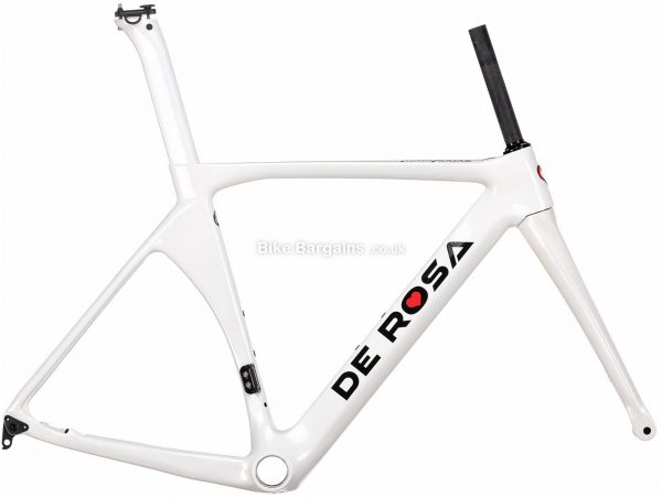 De Rosa SK Pininfarina Disc Carbon Road Frame 2020 60cm, White, Brown, Black, Disc Brakes, 700c, 1.38kg, Carbon