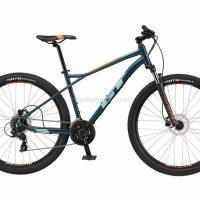 GT Aggressor Expert 29 Alloy Hardtail Mountain Bike 2021