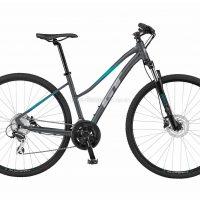 GT Transeo Comp Ladies Step Thru Alloy Urban City Bike 2021