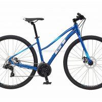 GT Transeo Sport Ladies Step Thru Alloy Urban City Bike 2021