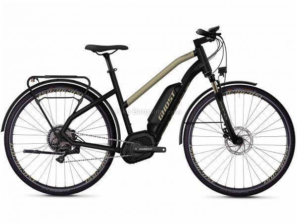 Ghost Hybride Square Trekking W B5.8 Ladies Alloy Electric Bike 2020 XS, Gold, Black, 11 Speed, Alloy Frame, 700c Wheels, Disc Brakes, 25.5kg