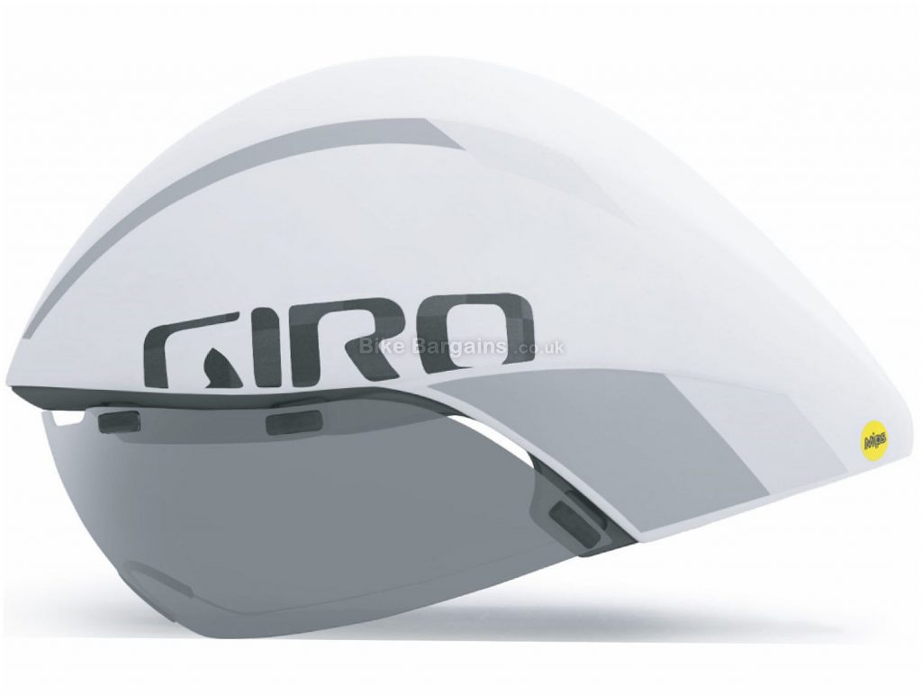 Giro Aerohead Ultimate MIPS Helmet S, Black, White, 450g, Unisex, Polycarbonate