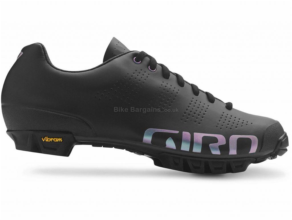 Giro Empire VR90 Ladies MTB Shoes 36, Purple, Pink, Black, 305g, Ladies, Laces, Carbon, rubber