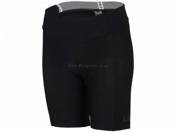 Giro Ladies Chrono Sport Shorts M,L, Black, Ladies, Tight, Polyamide, Elastane