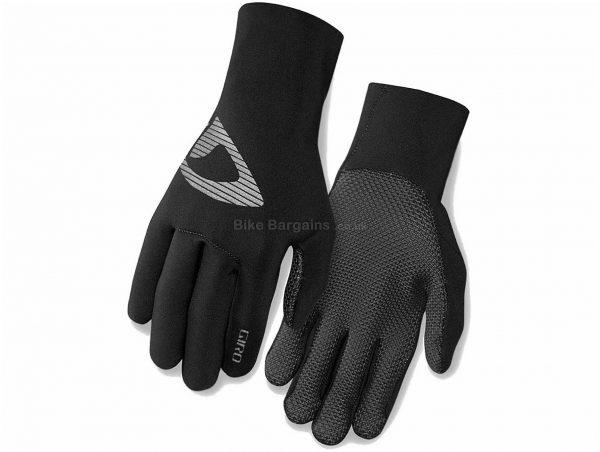 Giro Neo Blaze Full Finger Gloves XXL, Black, Unisex, Full Finger, Neoprene