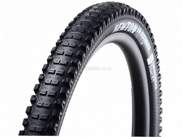 "Goodyear Newton EN Ultimate Tubeless Folding MTB Tyre 29"", 2.6"", Folding, Black, Rubber, Kevlar"