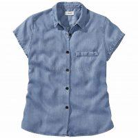 Howies Ladies Lycus Tencel Short Sleeve Shirt