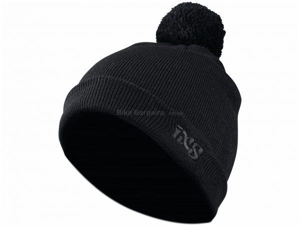 IXS Basic Beanie One Size, Black, Unisex, Acrylic