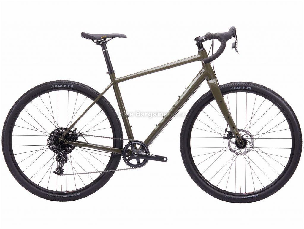 Kona Libre AL Adventure Alloy Gravel Bike 2020 49cm,51cm, Brown, 11 Speed, Alloy Frame, 700c Wheels, Disc Brakes